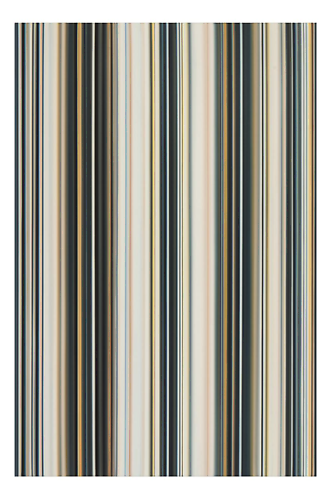 Stripes Nr. 72, 2014 Oil on canvas 48 x 32 inches