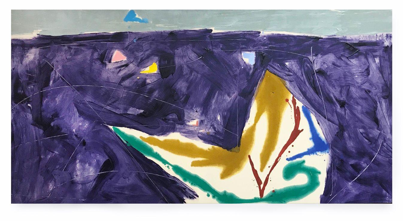 Kikuo Saito, Twisting Moon, 1979
