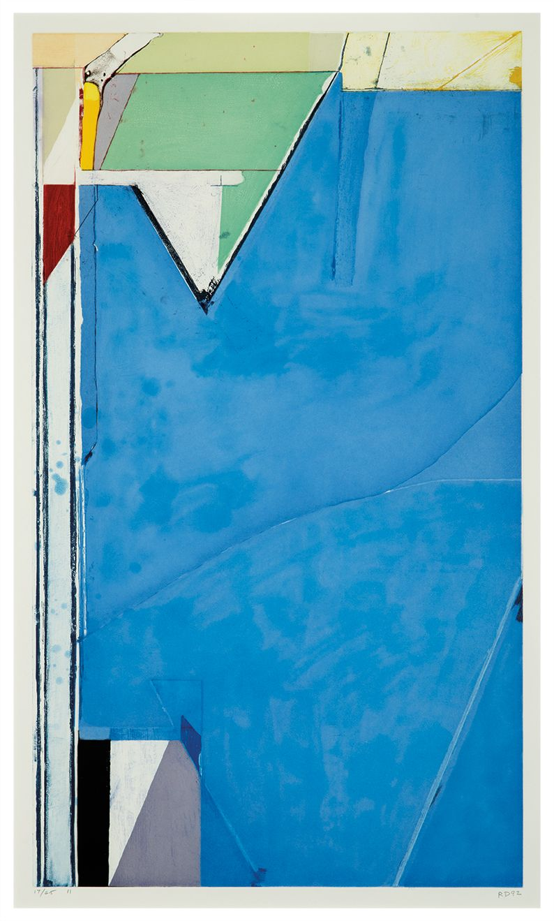 Richard Diebenkorn, High Green, Version II, 1992