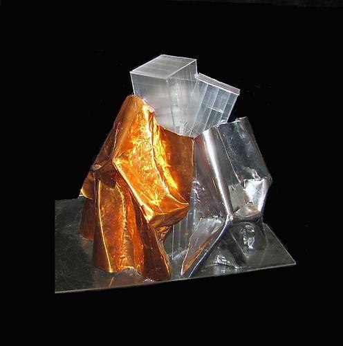 Parc des Ateliers project model, 2007.