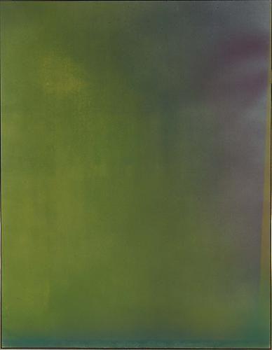 Jules Olitski Exact Origins, 1966