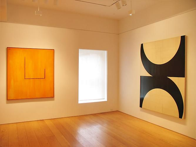 Installation view, New Arrivals, 2010