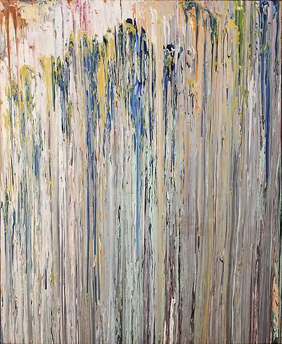 Larry Poons Untitled, 1976