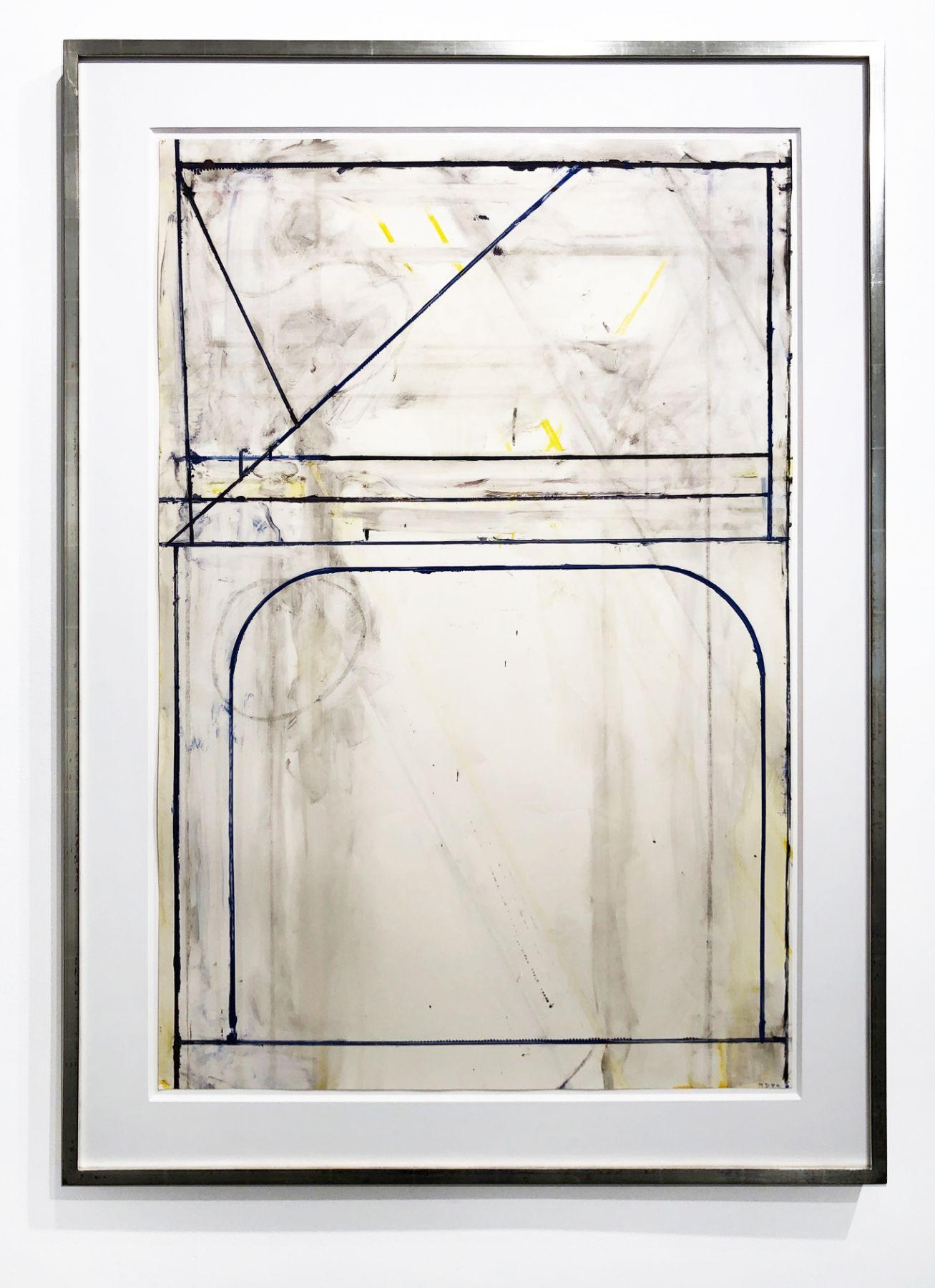 Richard Diebenkorn, Untitled (Ocean Park), 1980