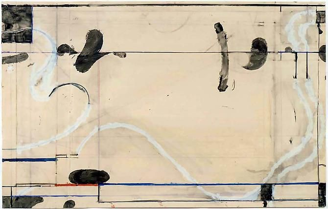 Richard DIEBENKORN Untitled, 1986