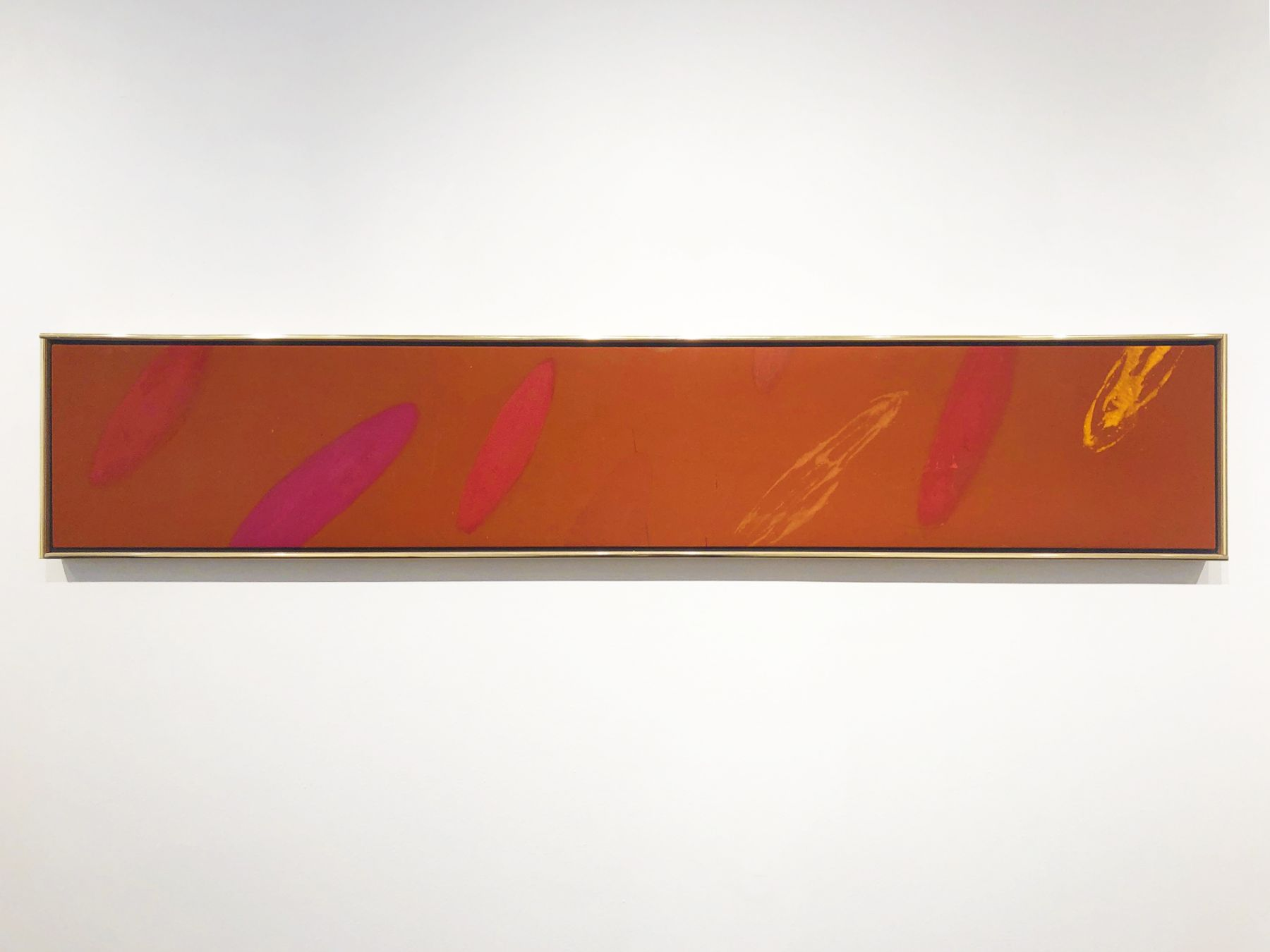 Larry Poons, Untitled, 1968