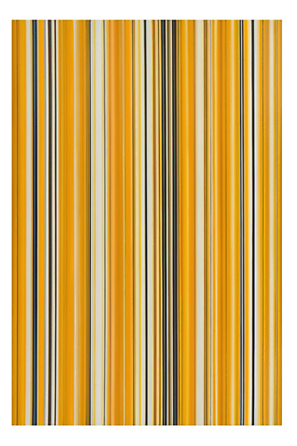 Stripes Nr. 71, 2013 Oil on canvas 48 x 32 inches