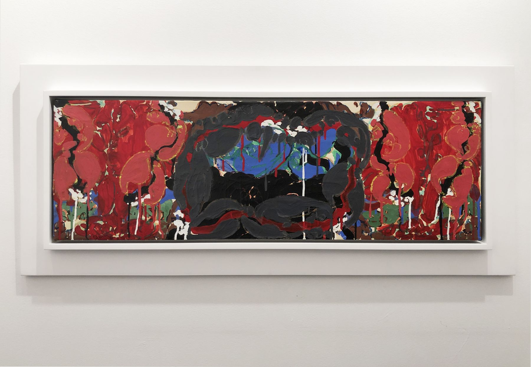 Norman Bluhm, Untitled, 1980