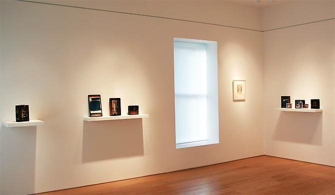Hannelore Baron, Installation View, 2012