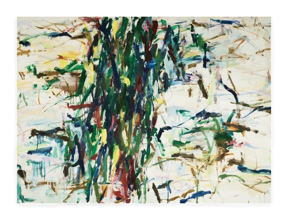 The Ladder, 2015, Acrylic On Canvas