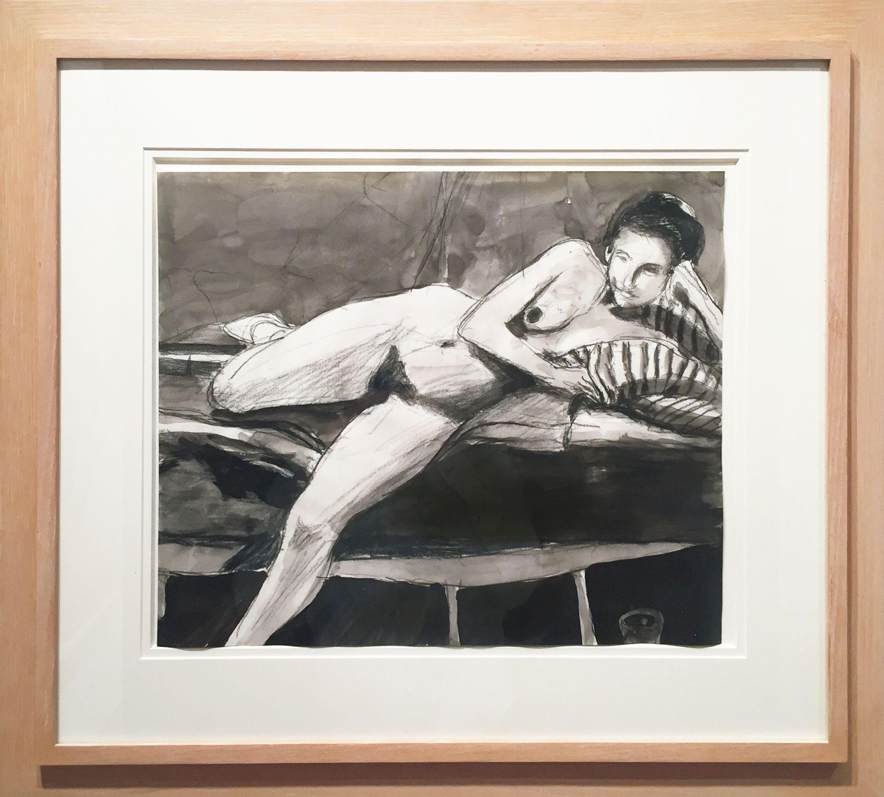 Richard Diebenkorn, Untitled, c. 1960-66