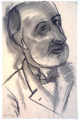 Henri MATISSE Portrait du Peintre Pallady, 1939