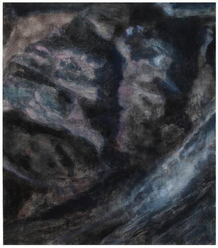 Dark Dream, 2014 Oil on linen 32 x 28 inches