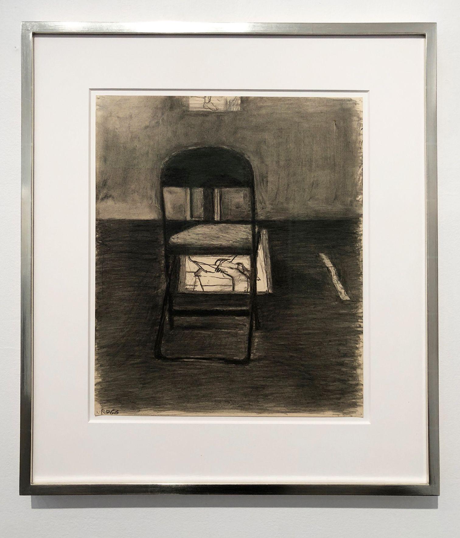 Richard Diebenkorn, Untitled, 1966