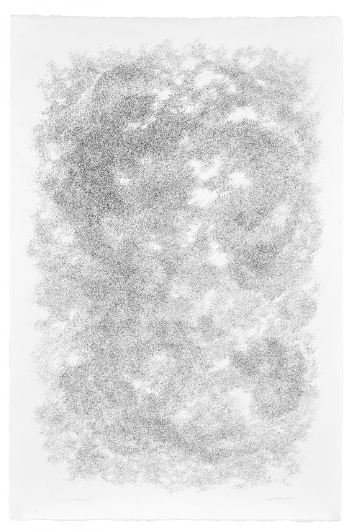 Cornelia Thomsen, Drawing Nr. 42, 2016