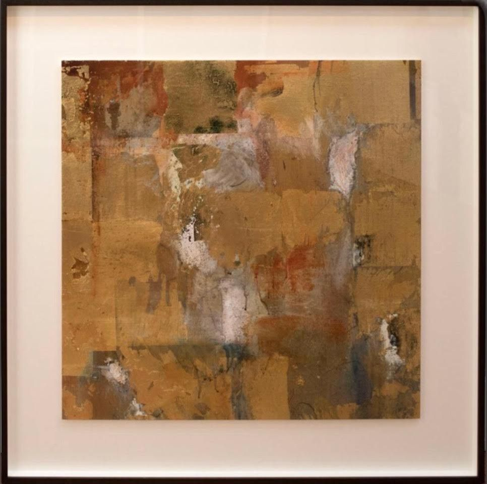 Aurum 1 by Maria Luisa Hernandez at Hg Contemporary Art Gallery founded by Philippe Hoerle-Guggenheim