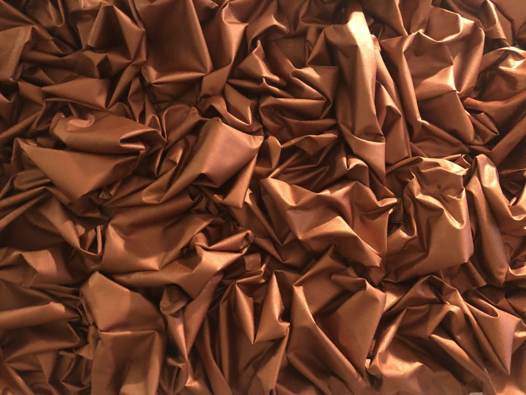 Folded Copper from Unfolded by Michel Abboud