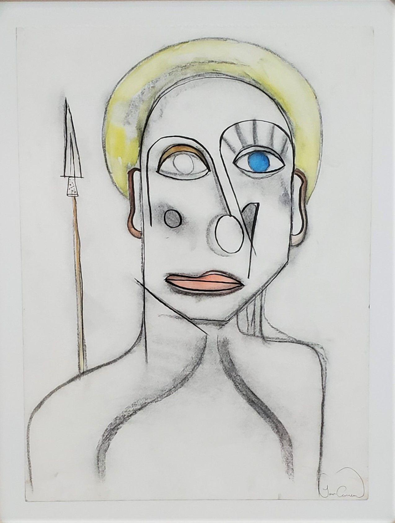 Ephraim by Louis Carreon from Redención at Hg Contemporary Madrid