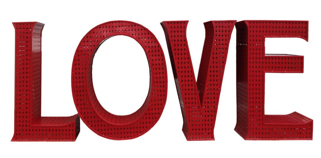 Red Love by Laura Kimpton at HG Contemporary founded by Philippe Hoerle-Guggenheim
