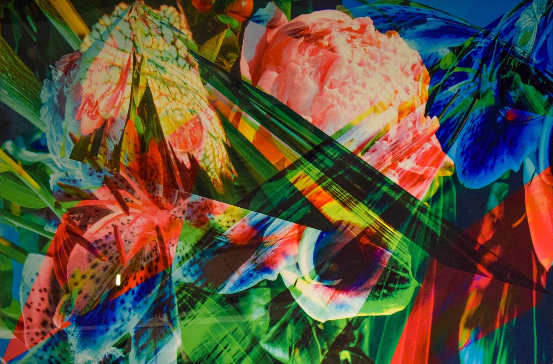 Fairy Peony by Fidan Bagirova at Hg Contemporary