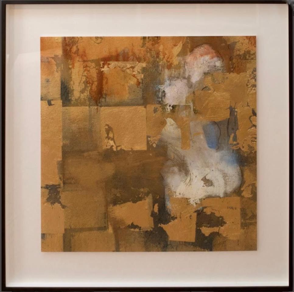 Aurum 2 by Maria Luisa Hernandez at Hg Contemporary Art Gallery founded by Philippe Hoerle-Guggenheim