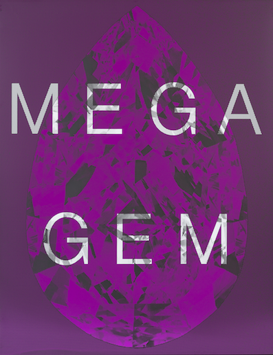 Mega Gem by Massimo Agostinelli at HG Contemporary founded by Philippe Hoerle-Guggenheim