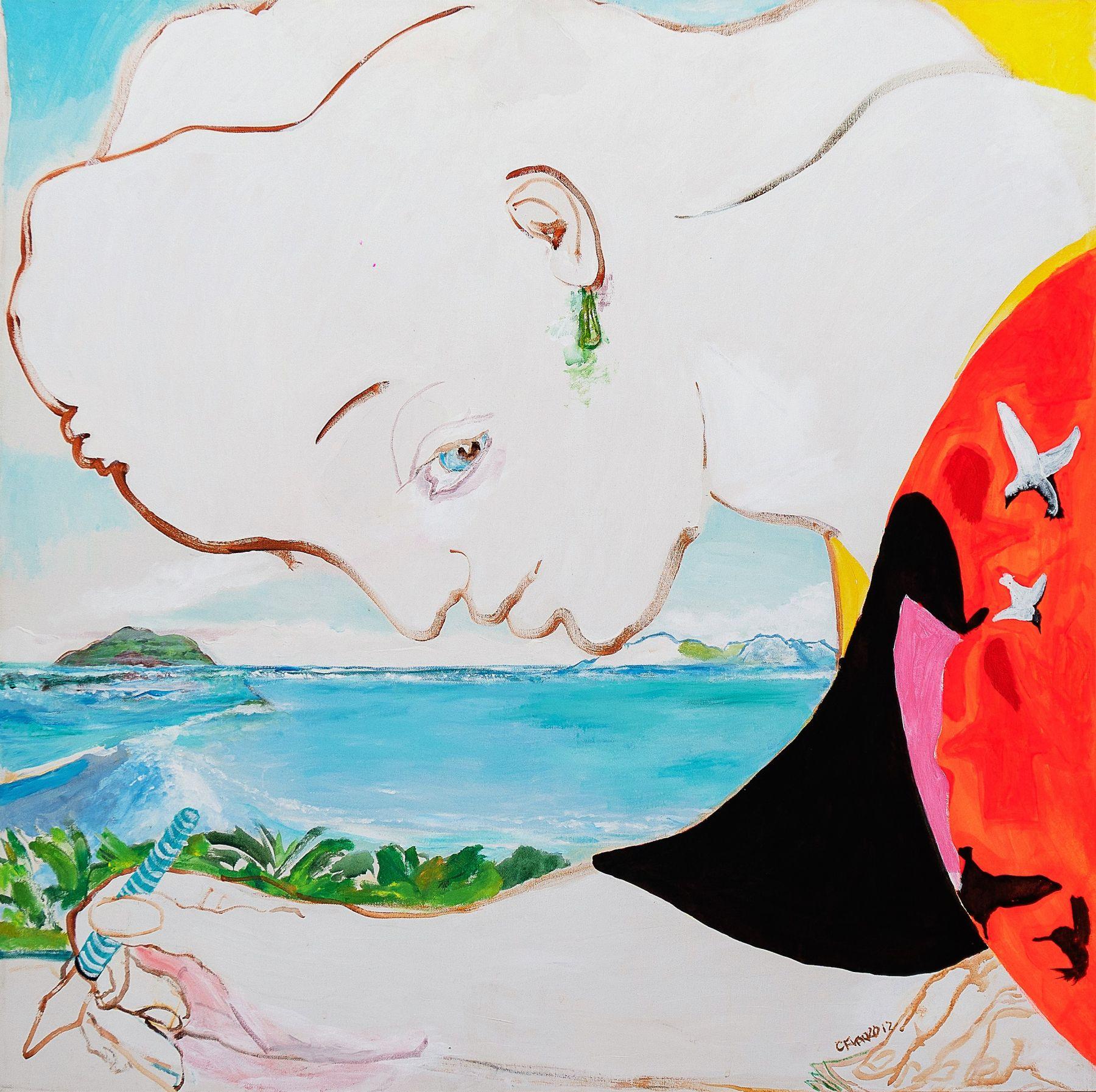 Al Otro Lado Del Arrecife from Visto, no vista by Carlos Franco at Hg Contemporary