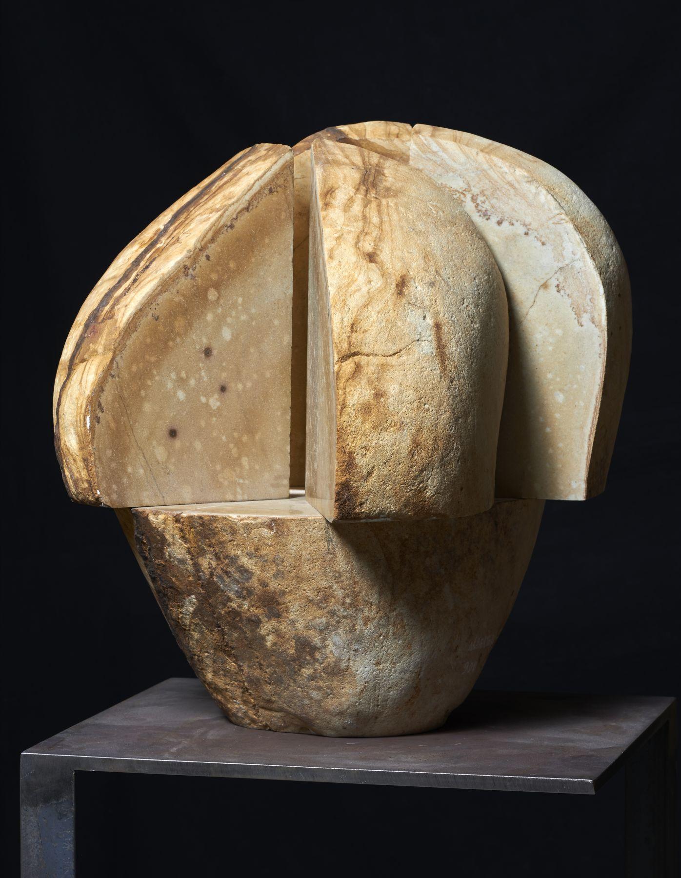 Opus 900 from Piedra Y Algodón by Alberto Bañuelos at Hoerle-Guggenheim Contemporary