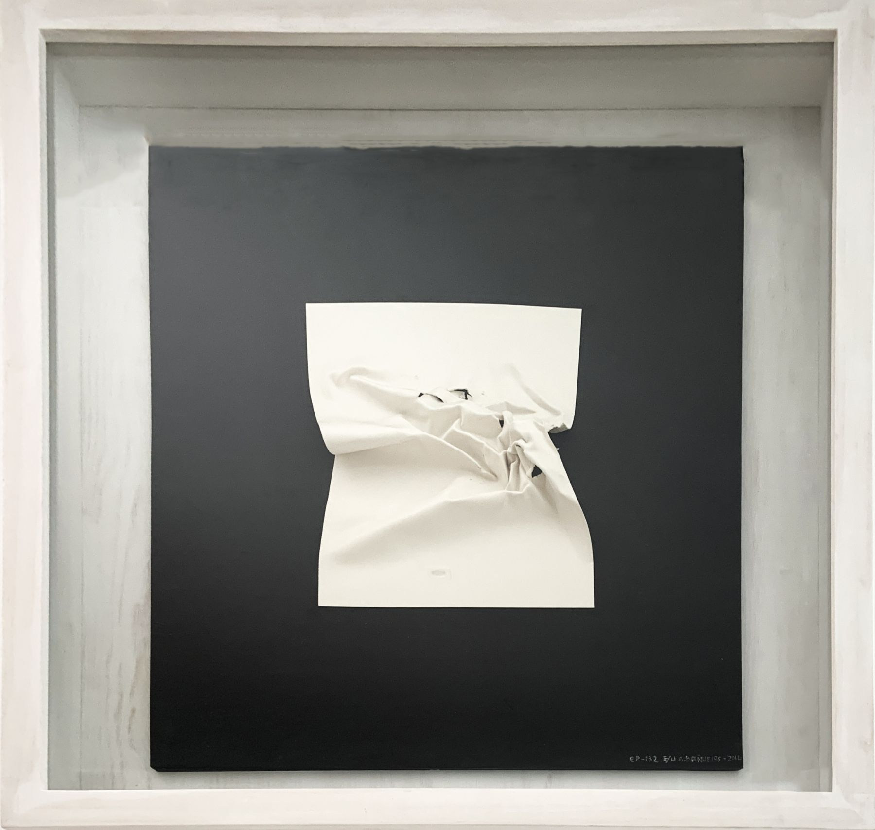 Ep 132 from Piedra Y Algodón by Alberto Bañuelos at Hoerle-Guggenheim Contemporary