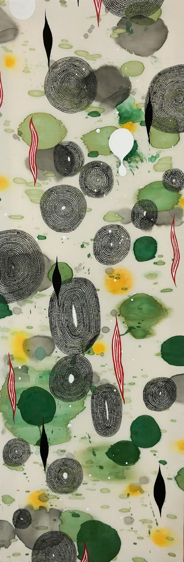 Andalusia I from Open Horizons by Fumiko Negishi at Hg Contemporary
