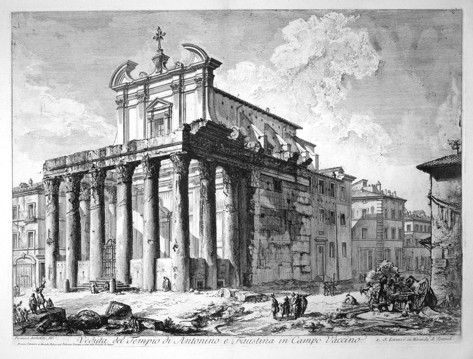 Tempio detto volgarmente di Giano