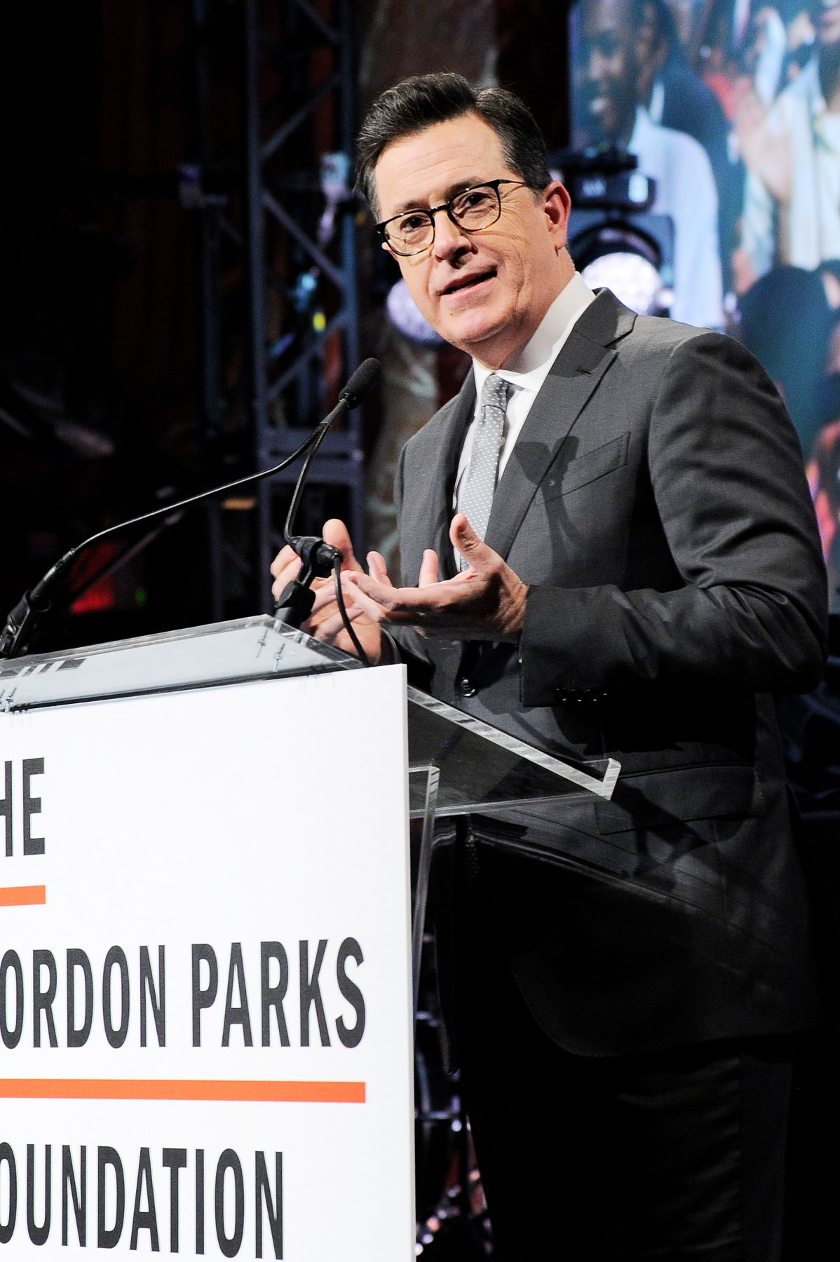 The Gordon Parks Foundation Awards Dinner and Auction - Gala