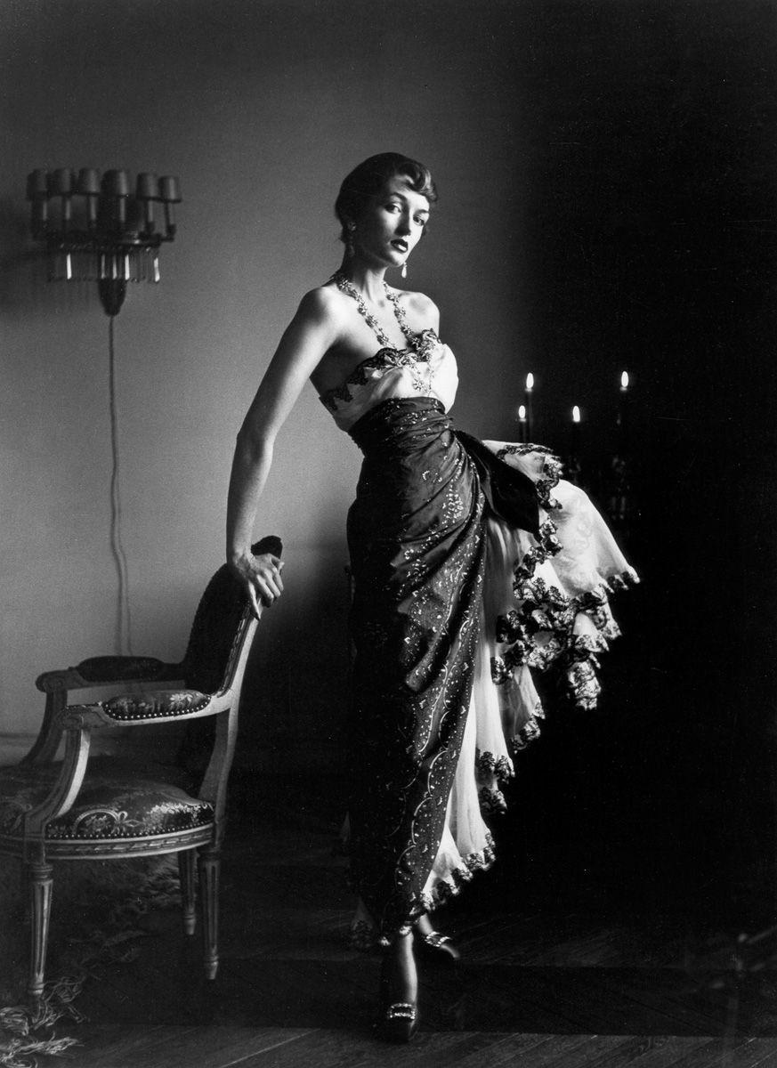Fashion, 1948-61 - Archive - The Gordon Parks Foundation