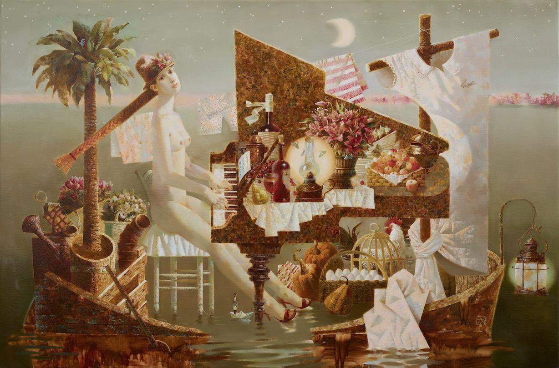 Anna Berezovskaya_Moon Sonata