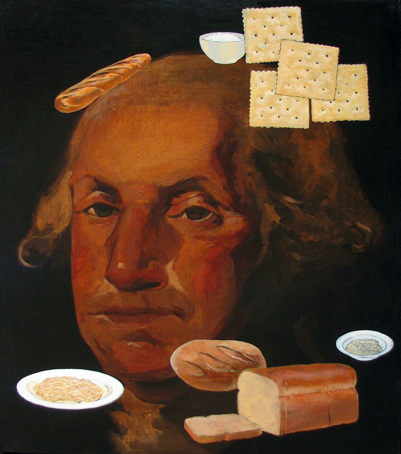ADAM MYSOCK Washington's Bread, Cereal, Rice, and Pasta, 2009