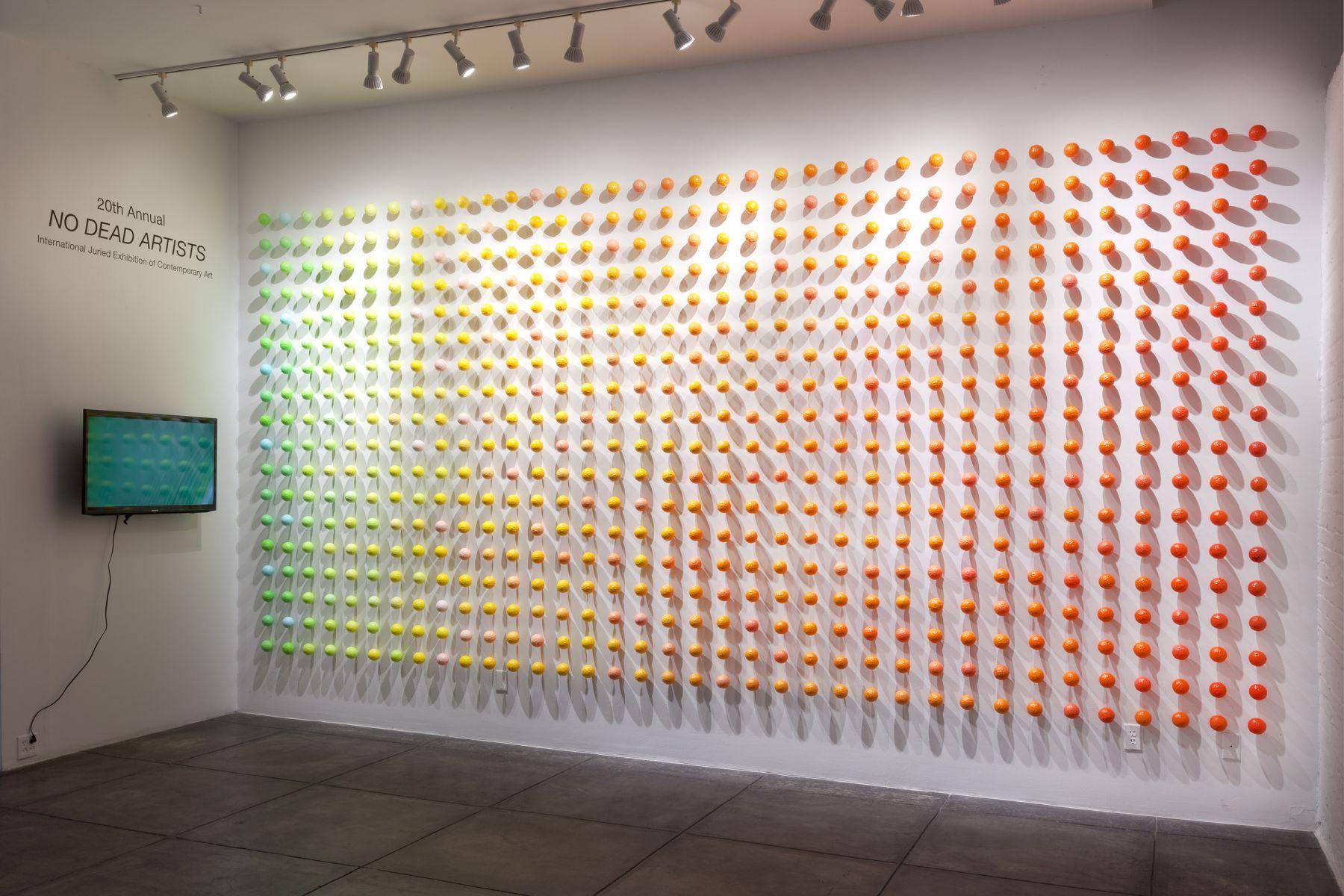20th AnnualNO DEAD ARTISTSInternational Juried Exhibition of Contemporary Art