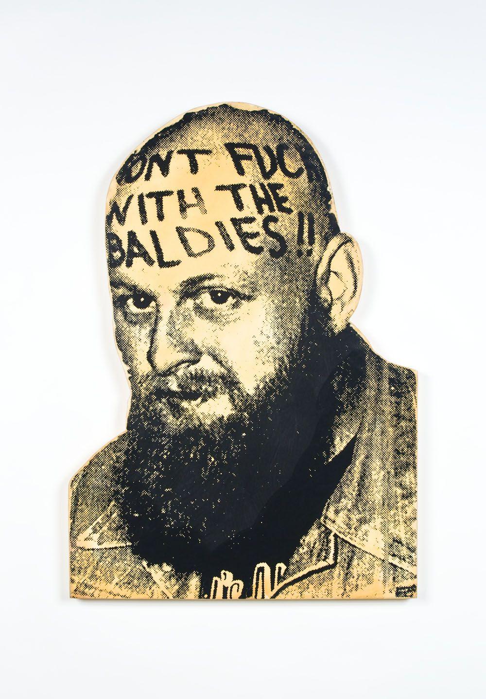 SKYLAR FEIN Don't Fuck With the Baldies, 2011