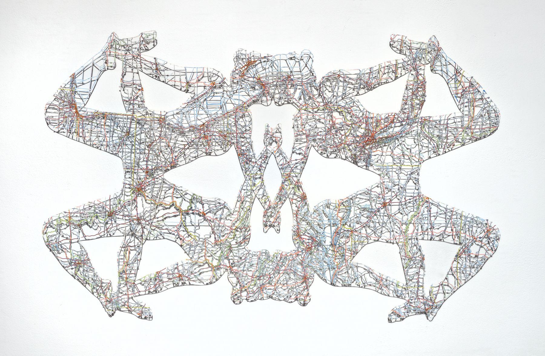 NIKKI ROSATO Untitled (Object) VIII, 2017