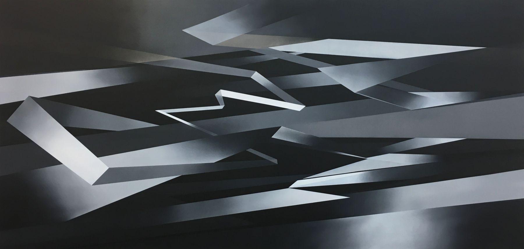 MARNA SHOPOFF, Noir, 2017