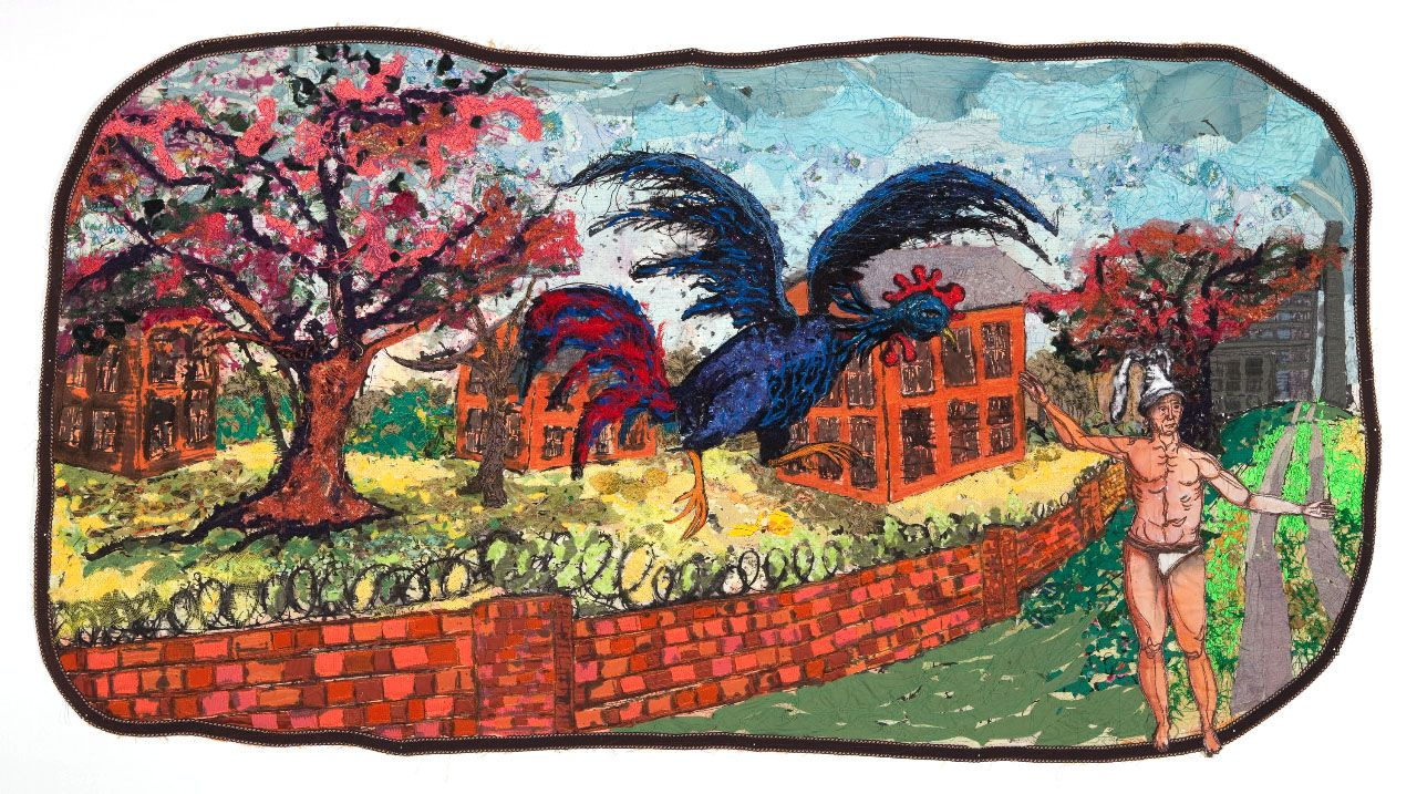 GINA PHILLIPS Escape from Jackson Barracks...The Resurrection of Chief Jumper, 2010