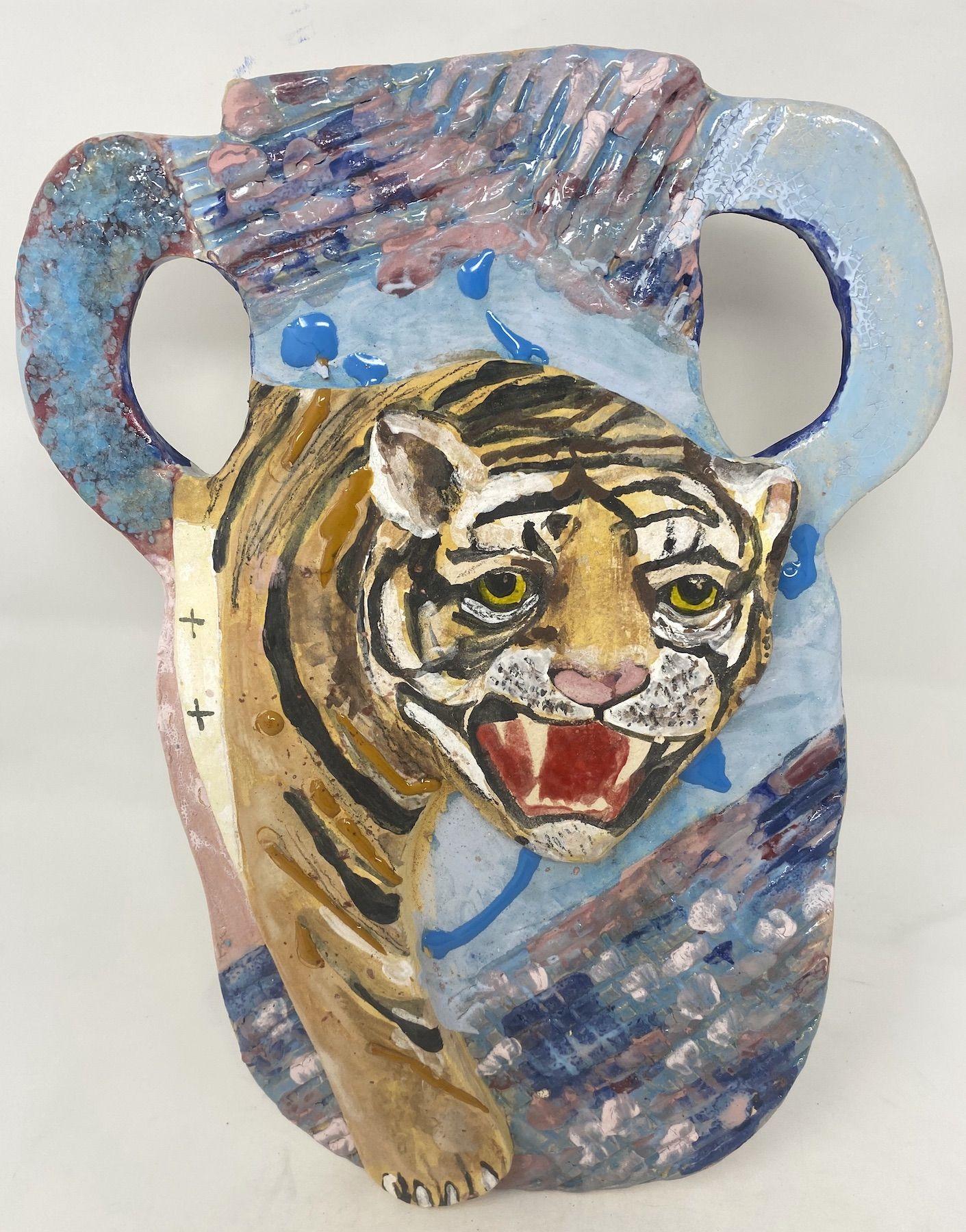 JENNY DAY, Tiger, 2021