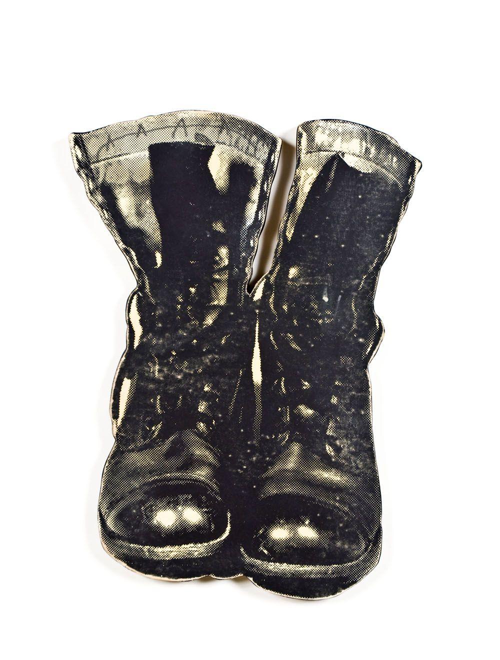 SKYLAR FEIN Alison's Combat Boots, 2011