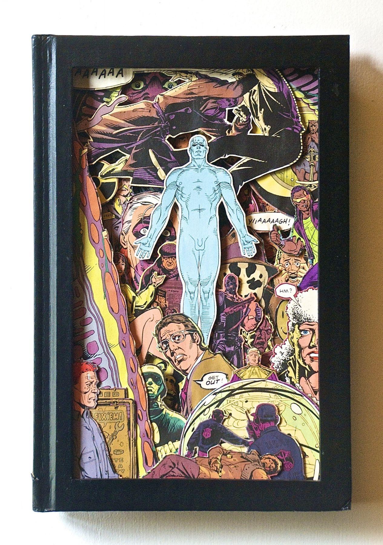 TONY DAGRADI, Ascension - Watchmen, 2018