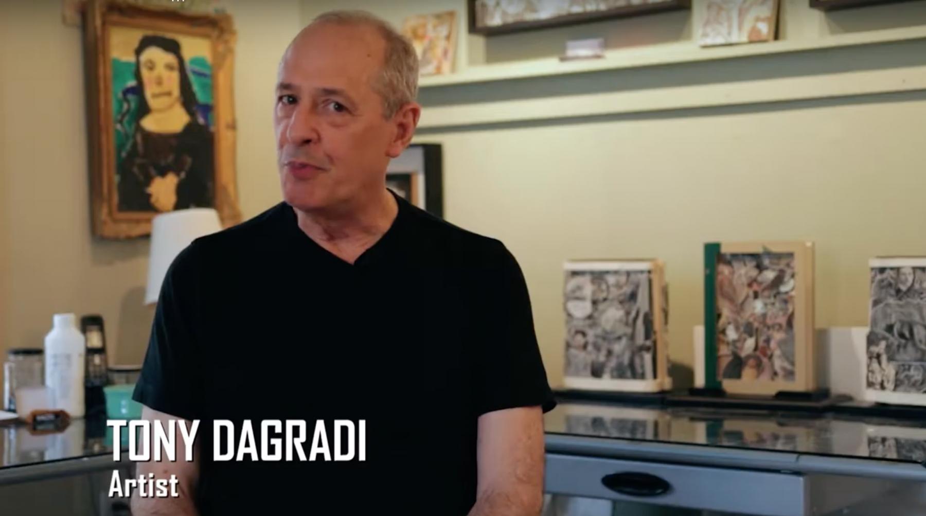 Tony Dagradi ||| Diffusion, 18 July - 30 August 2019