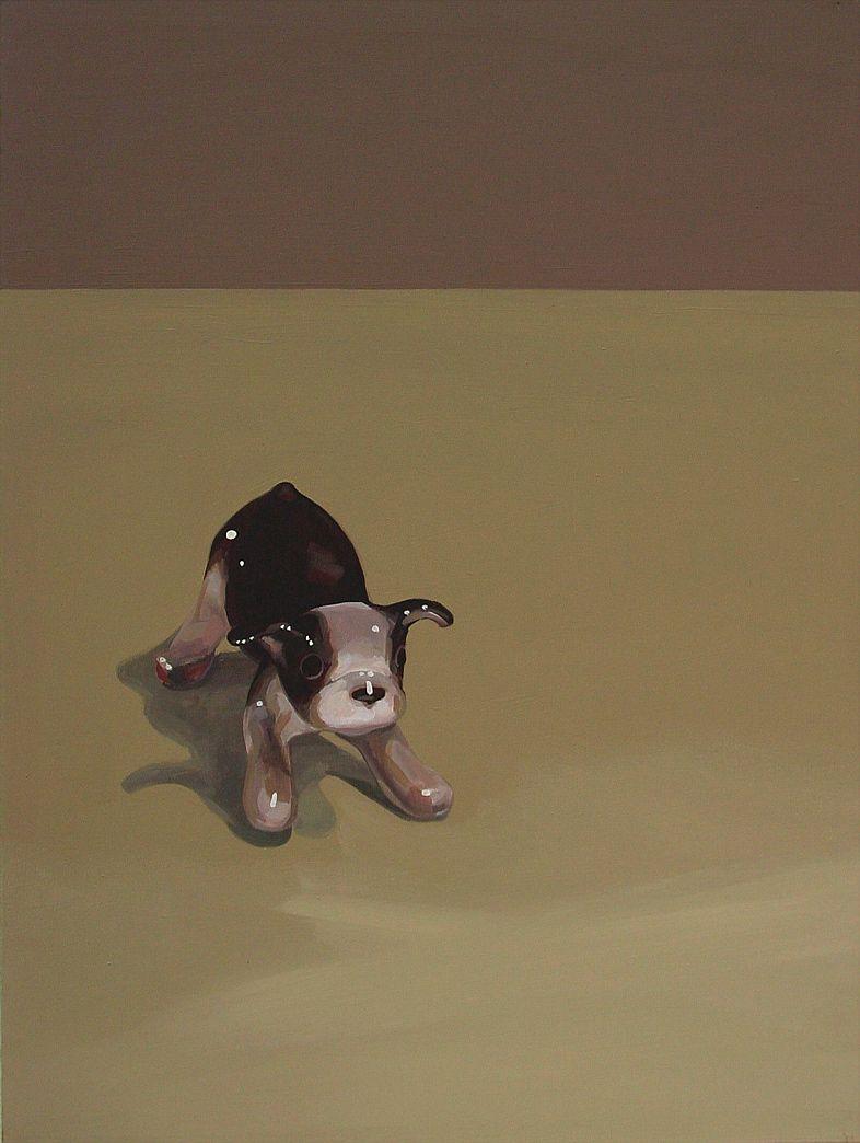SANDY CHISM Down Dog, c. 2006