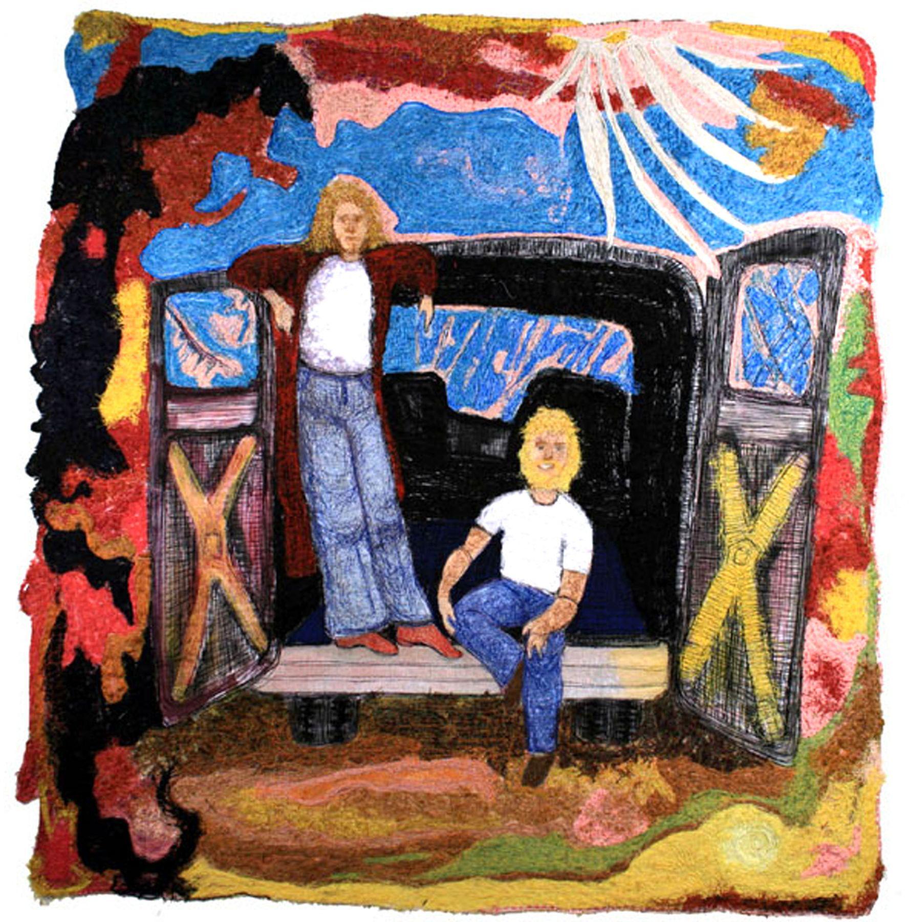 GINA PHILLIPS Coversion Van, 2008