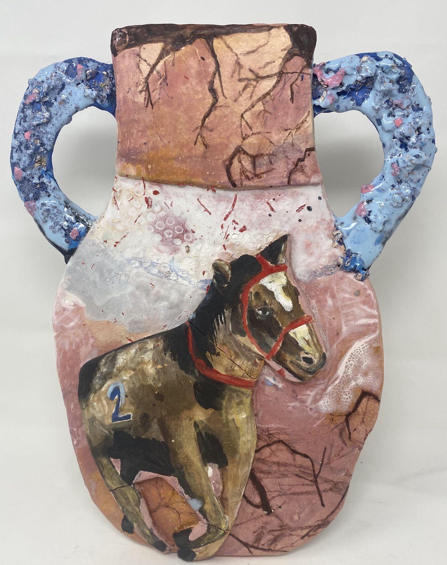 JENNY DAY, Horse, 2021