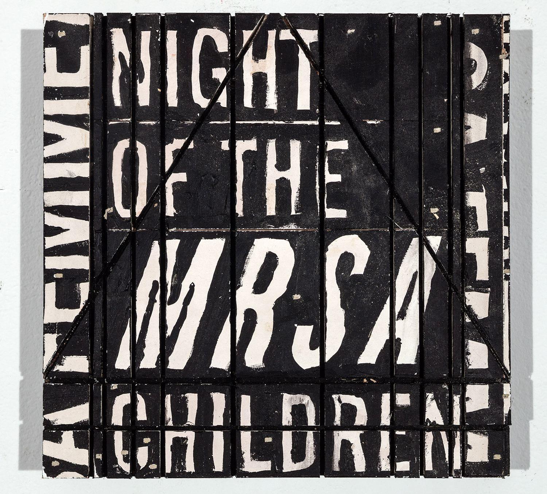 SKYLAR FEIN x MRSA, Children III, 2015