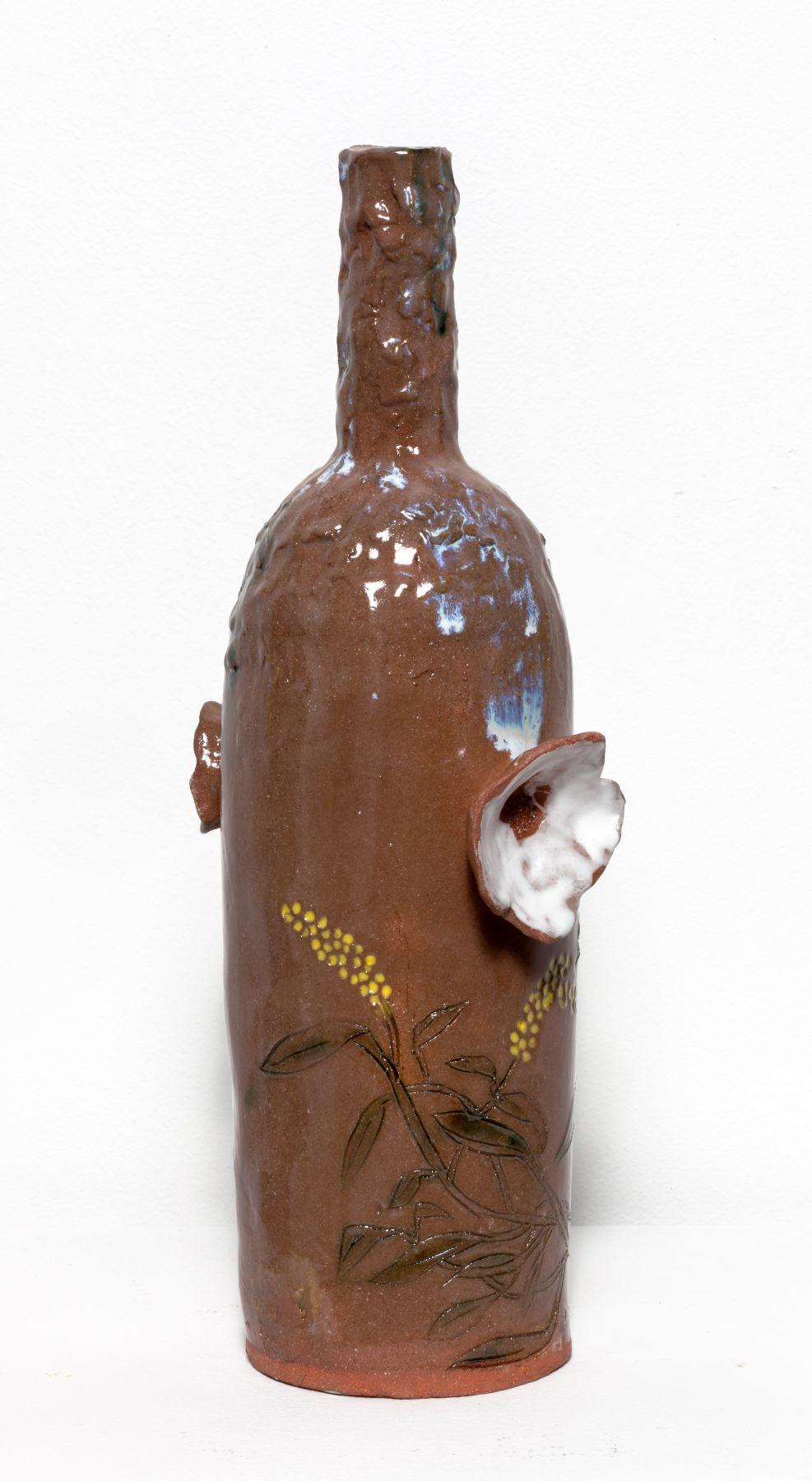 LISA SANDITZ, New Growth Wine Bottle 3, 2019