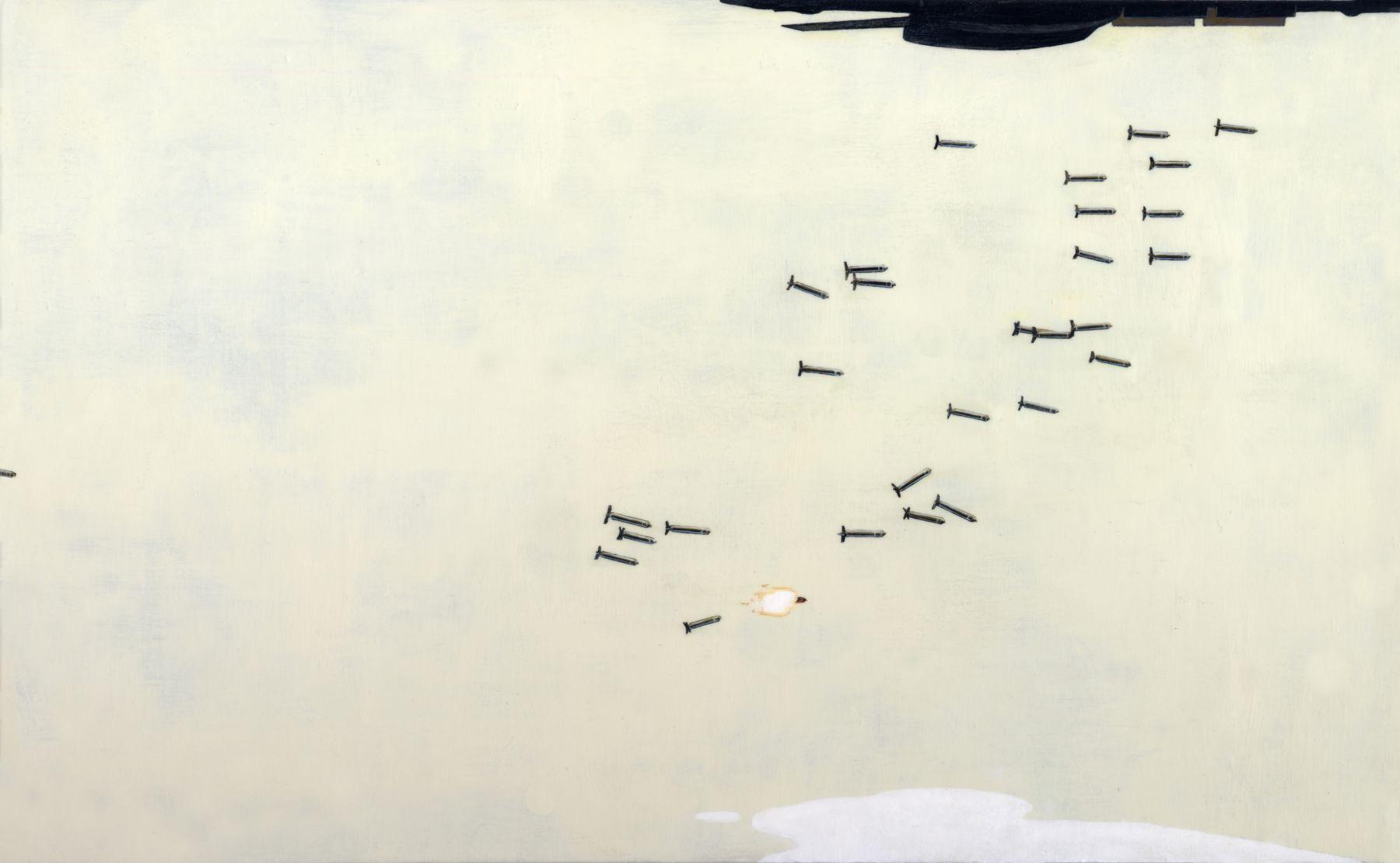 ADAM MYSOCK The Bombs Bursting in Air, 2009